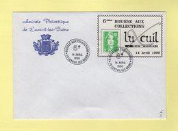Marianne De Briat - Porte Timbre - Luxeuil Haute Saone - 6e Bourse Aux Collections - 1996 - 1961-....