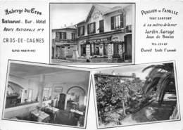 06-CROS-DE-CAGNES- AUBERGE DU GROS MULTIVUES - Autres Communes