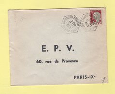 Cherbourg Arsenal Marine - Manche - 1963 - Marianne Decaris - 1961-....