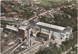 MOERBEKE WAAS Luchtopname Suikerfabriek - Moerbeke-Waas