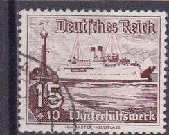Deutsches Reich, Nr. 657 I, Gest. (T 6227) - Abarten