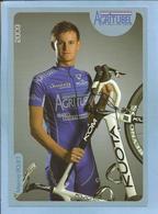 Belley (01) Maxime Bouet 2 Scans Agritubel Loudun (86) 2009 - Cycling