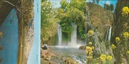 THE GOOD FENCE. METULLA. 10 POSTCARD. PALPHOT LTD. PHOTOSET SOUVENIR LAMBRANÇA GRUSS AUS. CIRCA 1980.-BLEUP - Israël