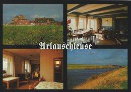 Hotel - Restaurant  Urlauschleuse. Hattstedter Marsch. Germany.   # 07649 - Hotels & Restaurants