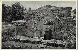 Jerusalem - The Church Of The Virgin - Palestina