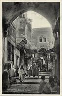 Jerusalem - Davids Street - Palestina