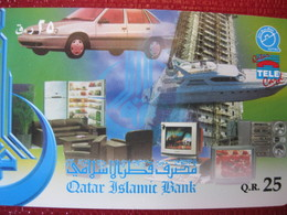 Télécarte Du Qatar - Qatar