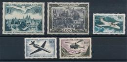 BZ-313: FRANCE: Lot  Avec PA* N°20(défauts Au Verso)-29-35/37* Infime - 1927-1959 Neufs