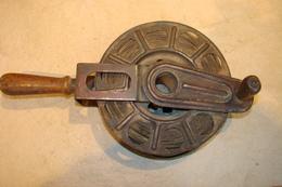 Allemand 1940 Bobine Fil De Téléphone Ww2 - Equipment