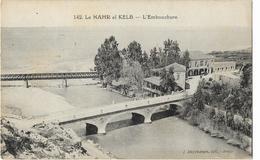 Le Nahr El Kelb - L'Embouchure - Libanon
