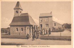 Sprimont - Banneux - CPA - La Chapelle Et La Maison Beco - Sprimont