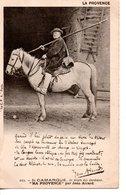 13 STES SAINTES MARIES DE LA MER GARDIANS AICARD PROVENCE CHEVAUX - Saintes Maries De La Mer