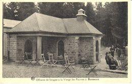 Sprimont - Banneux - CPA - Offrante De Bougie à La Vierge Des Pauvres - Sprimont