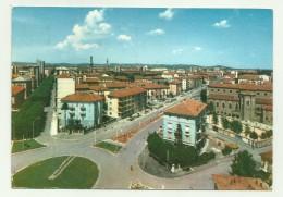 ALESSANDRIA - PANORAMA E CORSO IV NOVEMBRE   VIAGGIATA   FG - Alessandria