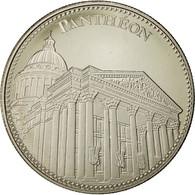 France, Médaille, Le Panthéon, SPL+, Cupro-nickel - France