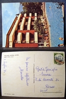 (FG.C24) ARCO - PALACE HOTEL CITTà - PISCINA Animata (TRENTO) Albergo - Trento
