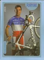 Blois (41) Nicolas Vogondy 2 Scans Agritubel Loudun (86) 2009 Champion De France Sur Route 2008 - Wielrennen