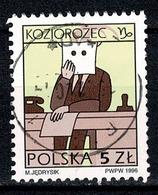 Polska 1996 Yv 3377 (o) Used - 1944-.... République