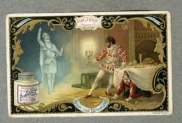 Chromo Liebig S903 Don Juan Mozart Don Giovanni Fantôme Ghost Commandeur Acte 2 - Liebig
