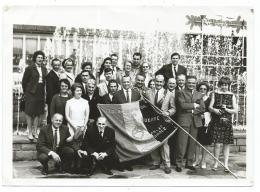 PHOTO DE GROUPE ARLON, FEDERATION NATIONALE DES PRISONNIERS DE GUERRE 1914, 1940-45, SECTION REGIONALE, BELGIQUE - Arlon