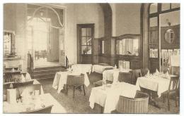 CPA LA PANNE, INTERIEUR HOTEL CONTINENTAL - OSBORNE, UN RESTAURANT, DE PANNE, FLANDRE OCCIDENTALE, BELGIQUE - De Panne