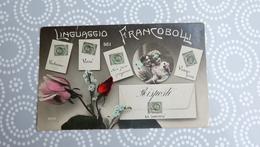 LINGUAGGIO FRANCOBOLLI  , …………12 - 52 KZ - Stamps (pictures)