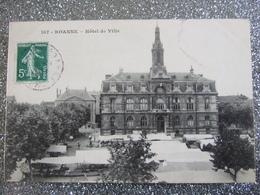 ROANNE / HOTEL DE VILLE / MARCHE / 1908 - Roanne