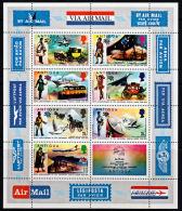 A5391 ANTIGUA 1974, SG 393 Centenary Of UPU,  MNH - Antigua And Barbuda (1981-...)