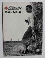 Mini Magazine Anglais LILIPUT Magazin Gasolin Années 50 Voiture Mercedes BENZ Zell Am See Autriche Zentral Garage - Autres