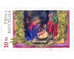 Ref. 258947 * MNH * - CZECH REPUBLIC. 2010. CHRISTMAS . NAVIDAD - Neufs