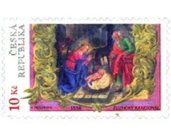 Ref. 258947 * MNH * - CZECH REPUBLIC. 2010. CHRISTMAS . NAVIDAD - Tsjechië