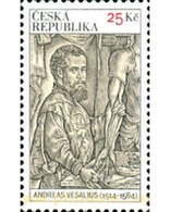 Ref. 325150 * MNH * - CZECH REPUBLIC. 2014. 500 ANIVERSXARIO DEL NACIMINETO DE ANDRES VESALIUS - MEDICO - Tsjechië