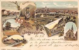 68-INGERSHEIM- GRUSS AUS INGERSHEIM - France