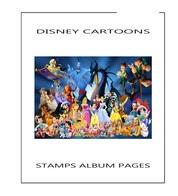Suplemento Filkasol TEMATICA DISNEY 2011 - Ilustrado Color Album 15 Anillas 270x295 Mm. - Álbumes & Encuadernaciones