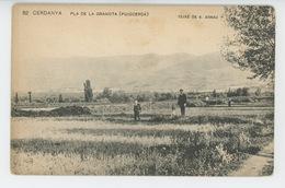 ESPAGNE - CERDANYA - PLA DE LA GRANOTA ( PUIGCERDA) - Espagne