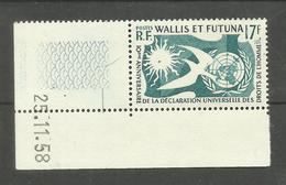 Wallis Et Futuna N°160 Neuf** Cote 4.60 Euros - Wallis-Et-Futuna