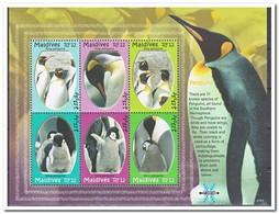 Maldiven 2007, Postfris MNH, Birds - Maldiven (1965-...)