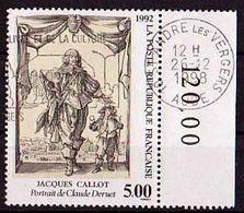 FRANKREICH Mi. Nr. 2906 O Rand Rechts  (A-5-60) - Frankreich