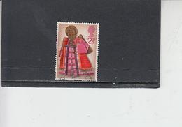 GRAN BRETAGNA  1972 - Unificato 490° - Natale - 1952-.... (Elisabetta II)