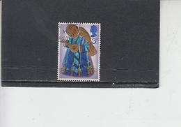 GRAN BRETAGNA  1972 - Unificato 670° - Natale - 1952-.... (Elizabeth II)