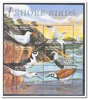 St. Vincent & The Grenadines 2001, Postfris MNH, Birds, Lighthouses - St.-Vincent En De Grenadines