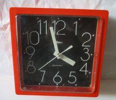 Milvox Orologio Da Parete Anni 80 Movimento Originale - Clocks
