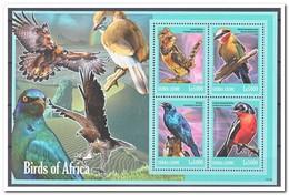 Sierra Leone 2013, Postfris MNH, Birds Of Africa - Sierra Leone (1961-...)