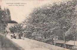 Drome : PONT-DE-BARRET : Source De L'eau Minérale - Francia