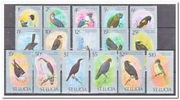St. Lucia 1976, Postfris MNH, Birds - St.Lucia (1979-...)