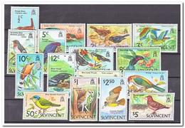 St. Vincent 1970, Postfris MNH, Birds - St.Vincent (1979-...)