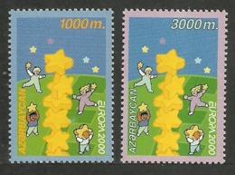 AZERBAIJAN 2000 EUROPA OMNIBUS SET MNH - Azerbaïjan