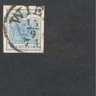 Austria1850: Michel5Y Used WIEN - 1850-1918 Imperium