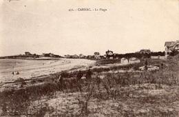 CARNAC LA PLAGE - Carnac
