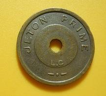 Token To Identify * Jeton Prime L.C. * Lucien Robert - Unclassified